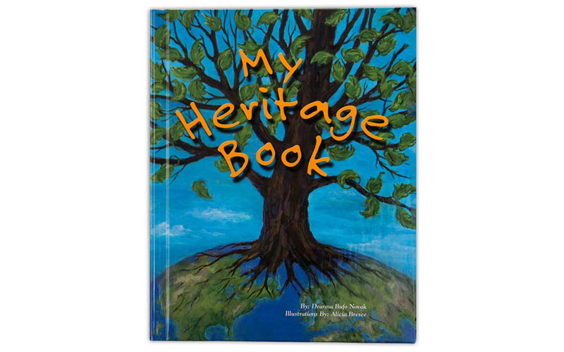 My Heritage Book Cover