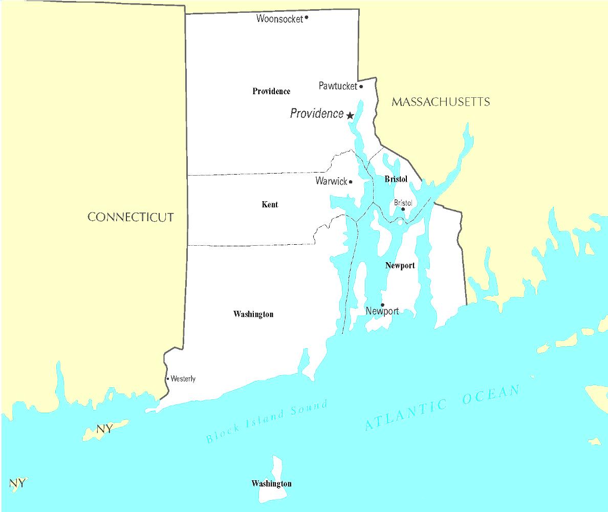 Rhode Island Family Histories, Genealogy Books, CDs, Maps