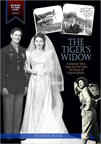 The Tiger's Widow, A Woman Who Took Up the Fight, the Story of Virginia Brouk