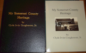My Somerset County Heritage (Softbound Edition)